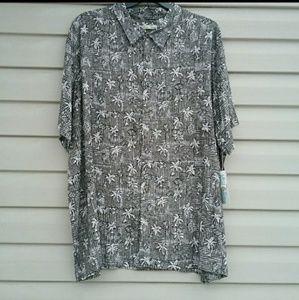 Big and Tall Batik Bay shirt